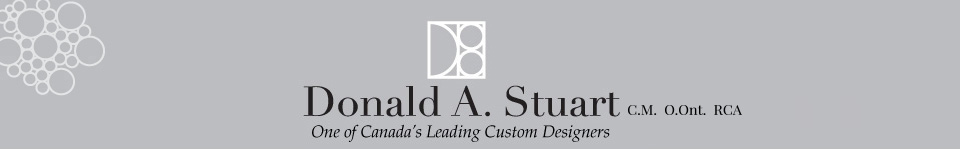 Donald A. Stuart - Custom Designer - Goldsmith, Midhurst, Ontario, Jewellery, Corporate Gifts, Architectural Installations